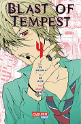 Frontcover Blast of Tempest 4