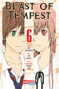 Frontcover Blast of Tempest 6