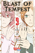 Frontcover Blast of Tempest 9