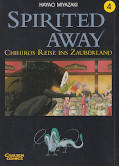 Frontcover Spirited Away - Anime Comic 4
