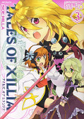 japcover Tales of Xillia – Side; Milla 3