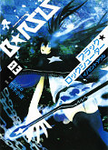 japcover Black Rock Shooter 3