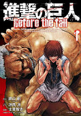 japcover Attack on Titan - Before the fall 1