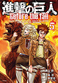 japcover Attack on Titan - Before the fall 5