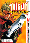 japcover Trigun Maximum 1