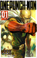 japcover One-Punch Man 1