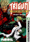 japcover Trigun Maximum 2