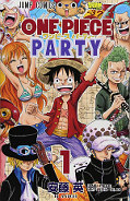 japcover One Piece Party 1