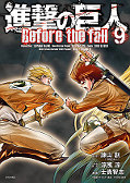 japcover Attack on Titan - Before the fall 9