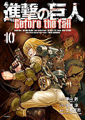 japcover Attack on Titan - Before the fall 10