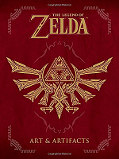 japcover The Legend of Zelda - Arts and Artifacts 1