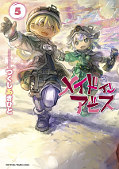 japcover Made in Abyss 5