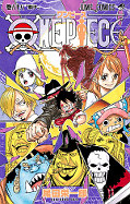 japcover One Piece 88