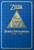 japcover The Legend of Zelda - Encyclopedia 1