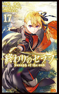 japcover Seraph of the End 17