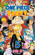 japcover One Piece Party 5
