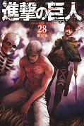 japcover Attack on Titan 28