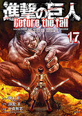 japcover Attack on Titan - Before the fall 17