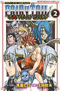 japcover Fairy Tail - 100 Years Quest 2