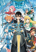japcover Sword Art Online - Calibur 1