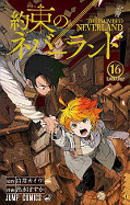 japcover The Promised Neverland 16