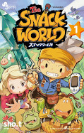 japcover The Snack World 1