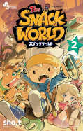 japcover The Snack World 2
