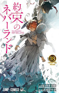 japcover The Promised Neverland 18