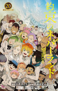 japcover The Promised Neverland 20