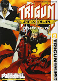 japcover Trigun Maximum 5