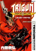 japcover Trigun Maximum 6