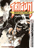 japcover Trigun Maximum 7