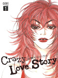 Japanisches Cover Crazy Love Story 1