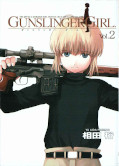 japcover Gunslinger Girl 2