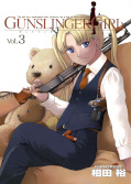 japcover Gunslinger Girl 3