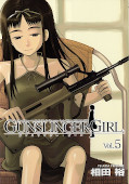 japcover Gunslinger Girl 5