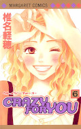 japcover Crazy for you 6
