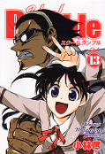 japcover School Rumble 13