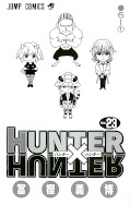 Japanisches Cover Hunter X Hunter 23
