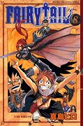 japcover Fairy Tail 8
