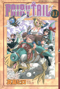 japcover Fairy Tail 11