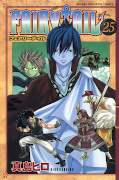 japcover Fairy Tail 25
