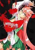 japcover Highschool of the Dead Full Color Edition 3