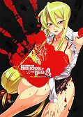 japcover Highschool of the Dead Full Color Edition 4