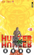 japcover Hunter X Hunter 29