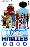 japcover Hunter X Hunter 30