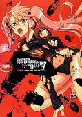 japcover Highschool of the Dead Full Color Edition 7
